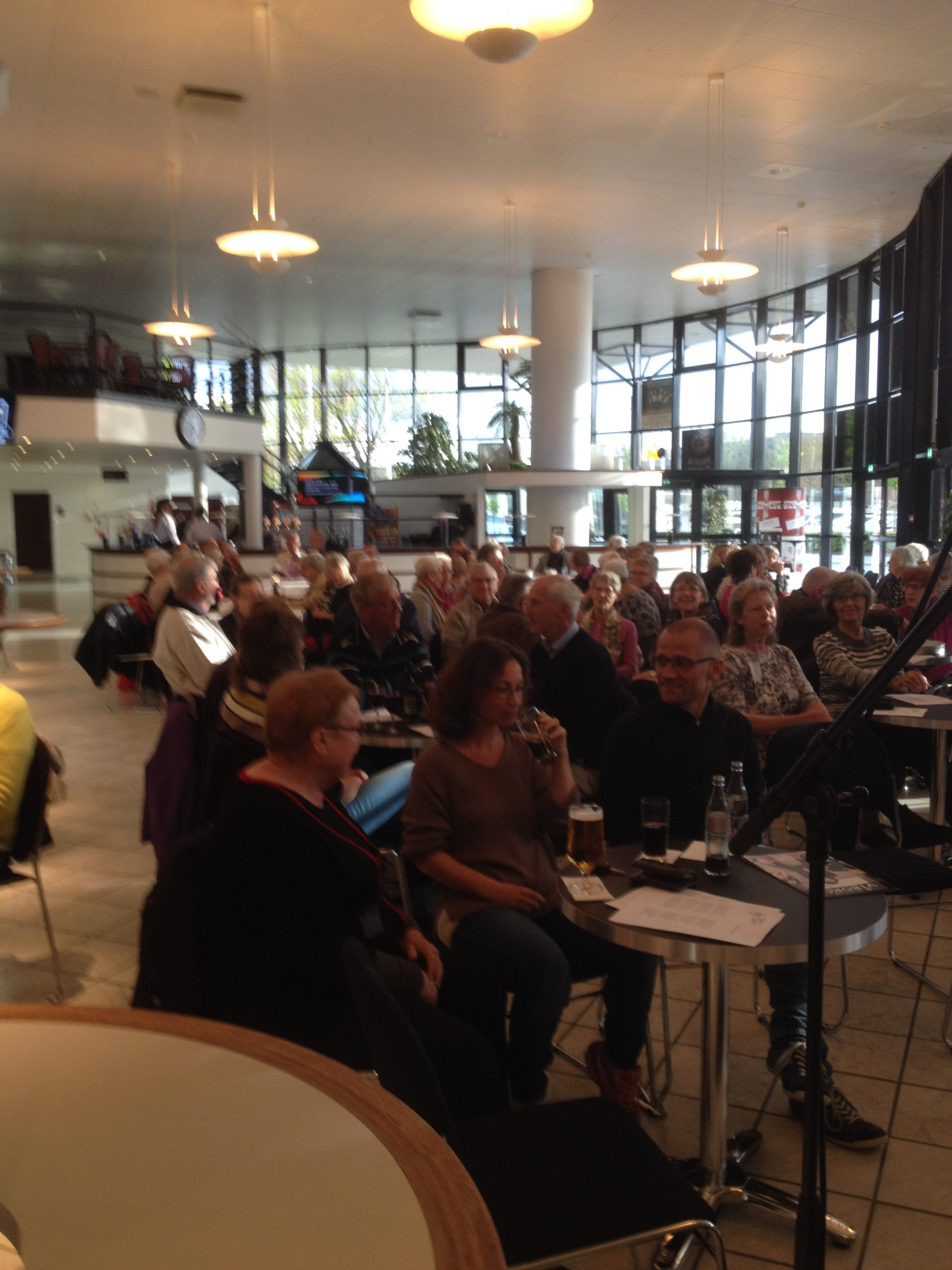 Forårskoncert i Foyeren, Tinghallen 19.05.2015