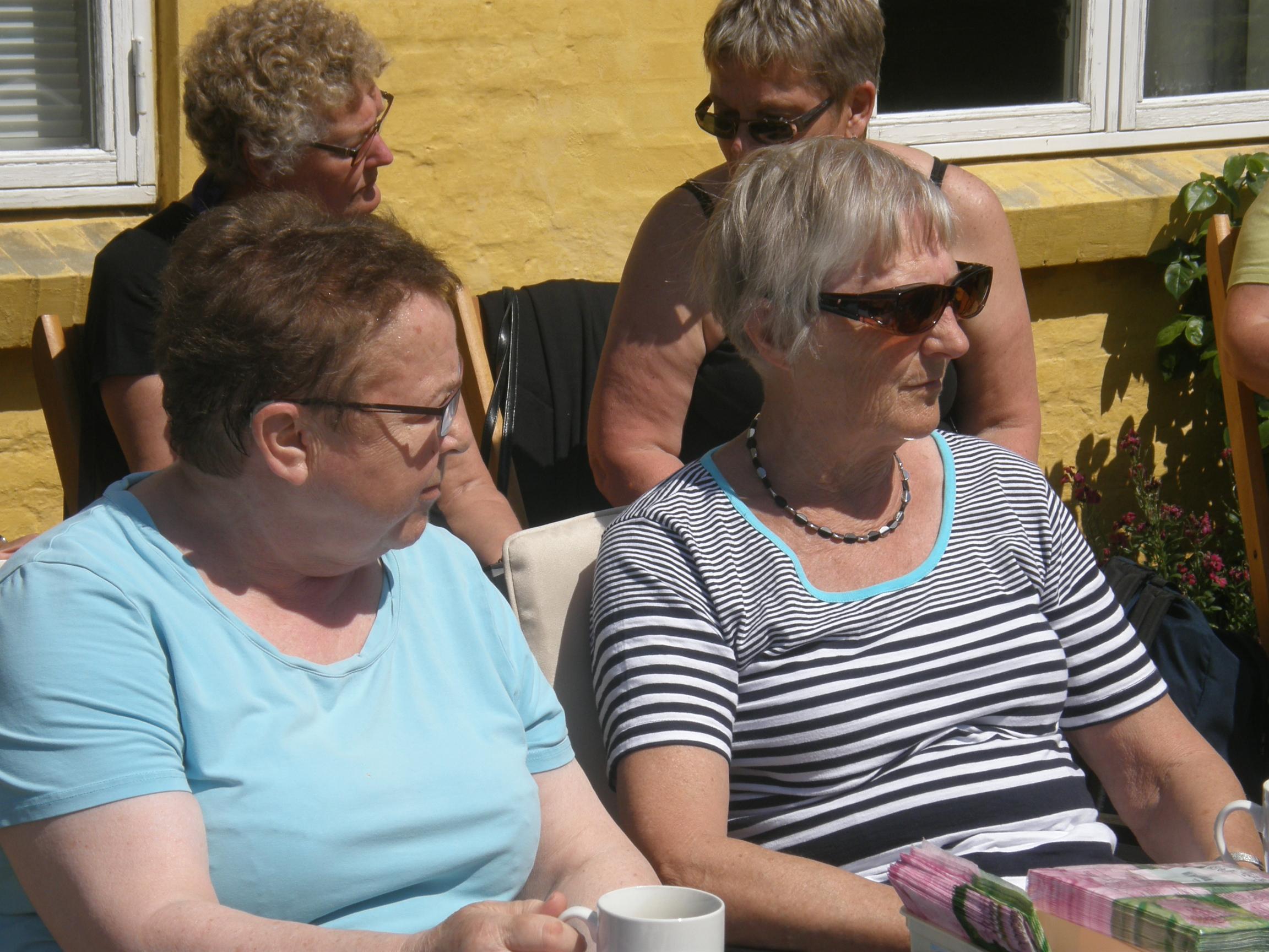 Sommerudflugt til Læsø med koncert i Byrum kirke 09.06.2013